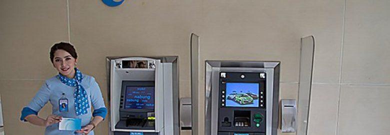 J-Trust ATM